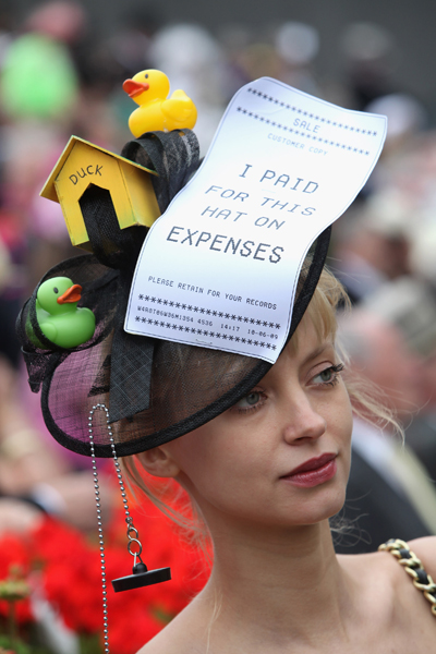 Expenses hat