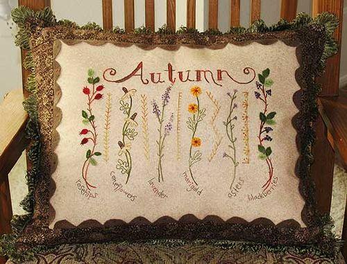 Autumn-pillow