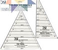 Tri recs rulers