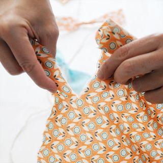 Ripping fabric