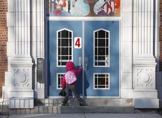 School closings stockton