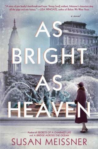 As bright as heaven