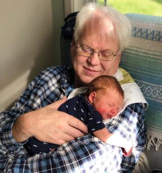 Robert-grandchild