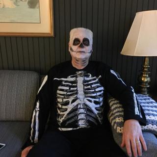 Robert Halloween 2018