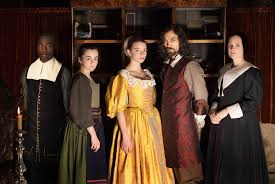 Miniaturist on pbs