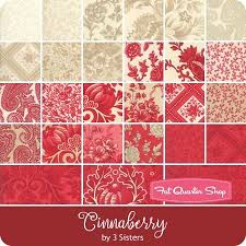 Cinnaberry fabric