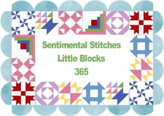 Sentimental Stitches Little Blocks 365