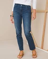 Chicos girlfriend jeans