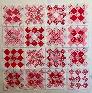 Granny squares resized