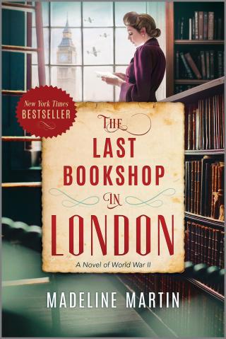 Last bookshop in london