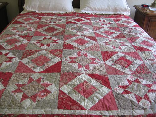 Big Madeline Quilted
