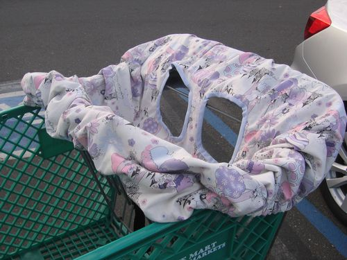 Grocery Cart Cover
