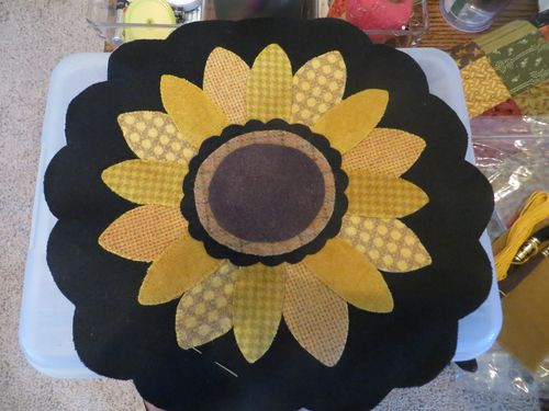 AUG Sunflower Mat
