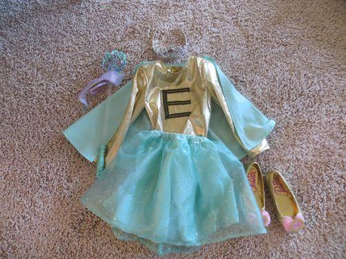 Eva's Halloween Costume