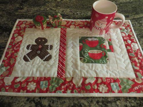 Eva's December Placemat